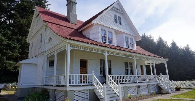 Heceta Lighthouse, Oregon Coast: dormire ai piedi di un faro