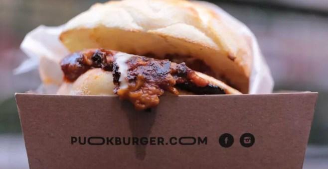 Fast food a Napoli: Puok Burger Store