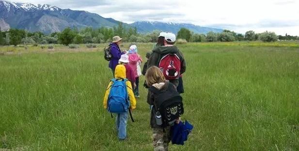 Abruzzo con i bambini viaggiando in inverno