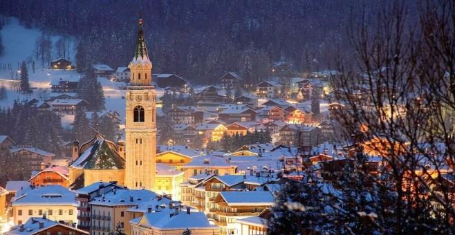Sciare a Cortina, i consigli per gli amanti della neve