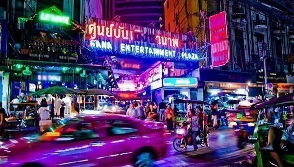 Vita notturna a Bangkok, i locali più belli