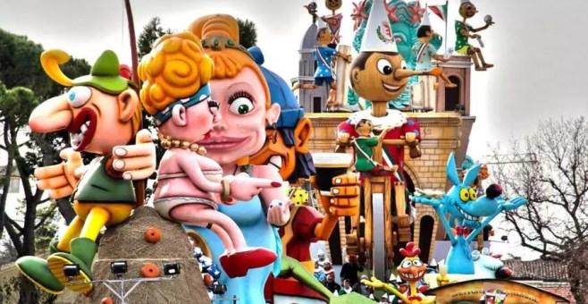 Carnevale storico di Francavilla al Mare