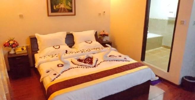 Recensione Hotel Sahara a Mandalay, Myanmar