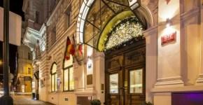 Dove dormire a Praga: Hotel Seven Days