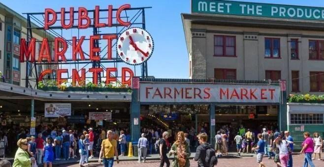 Seattle in 24 ore, cosa vedere