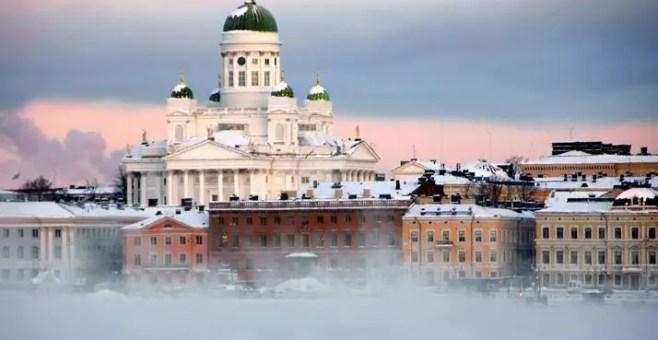 Helsinki in inverno, cosa fare in città