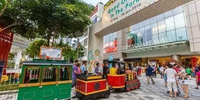 Dove fare shopping a Singapore