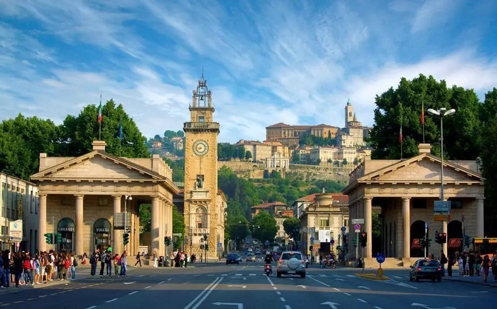 Bergamo come muoversi dall 39 aeroporto al centro citt - Centro commerciale porta nuova oristano orari ...