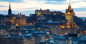 Itinerario green per tre giorni a Edimburgo