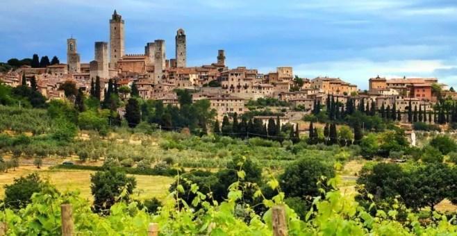 Toscana in camper: da San Giminiano a Siena
