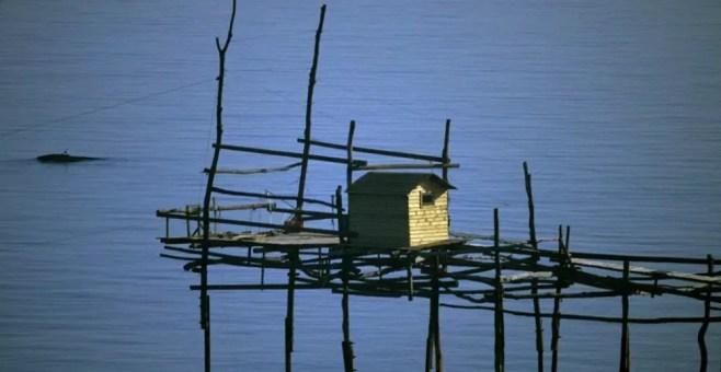 San Vito Chietino: ammirare il mare da uno sperone roccioso