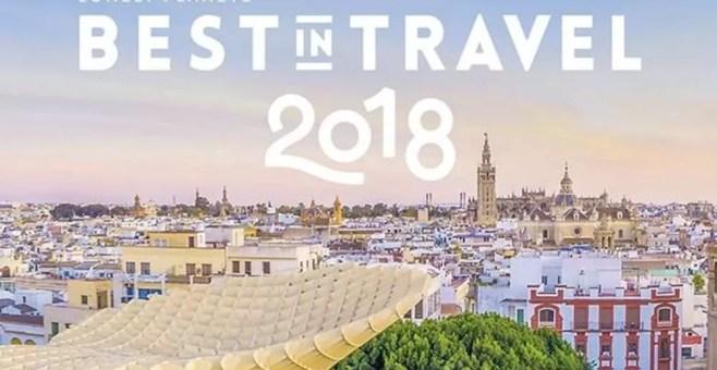 Best in Travel 2018: le classifiche della Lonely Planet