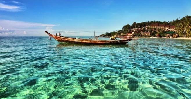 Thailandia: Koh Phangan tra spiagge e mercatini