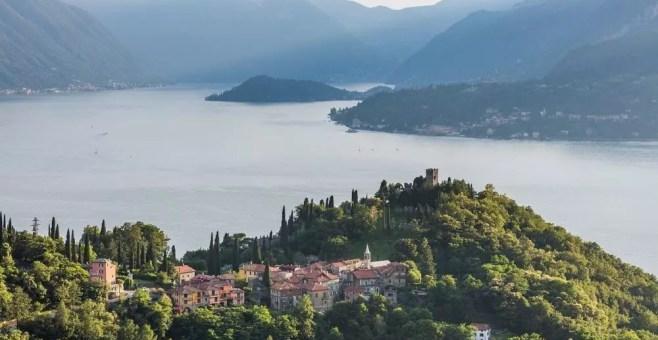 Lago di Como per trekker o semplici visitatori