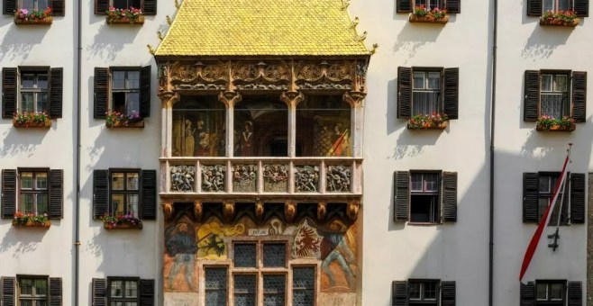 Goldenes Dachl: l'attrazione principale di Innsbruck racconta la sua storia