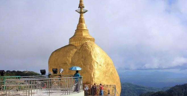 Golden Rock: tra leggenda e realtà
