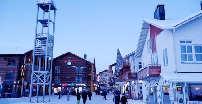 Levi, Lapponia: un servizio turistico indimenticabile