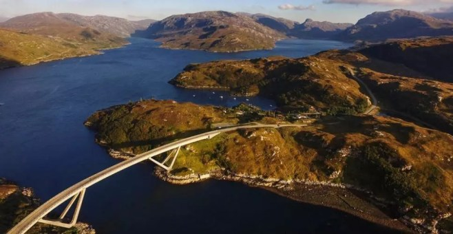 Scozia – On the road lungo la North Coast 500