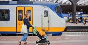 Viaggiare in Olanda con i treni assieme a Trainline