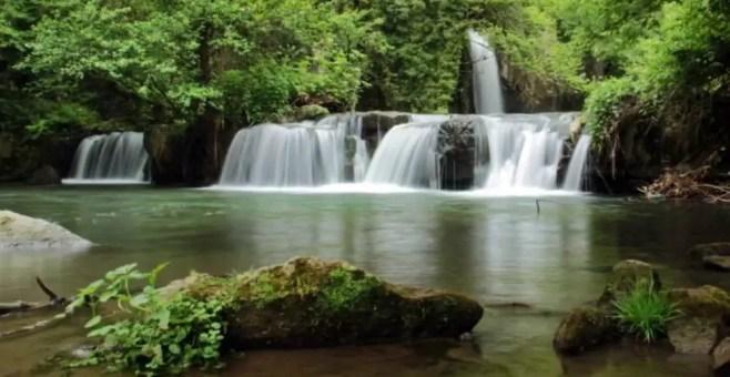 Mazzano Romano e le Cascate di Monte Gelato