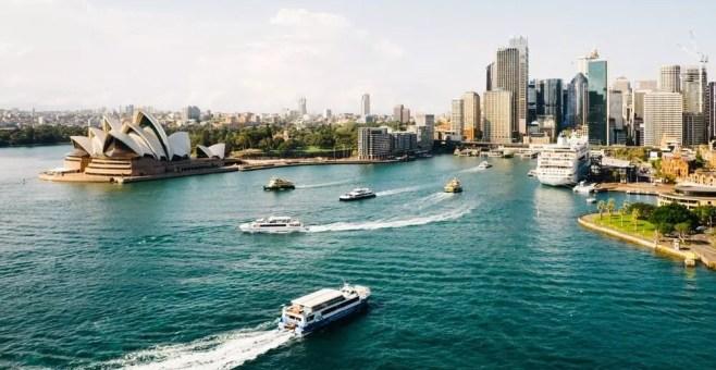 Lavorare viaggiando: come funziona  WHV Australia