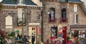 Bécherel: la Cité du Livre in Francia