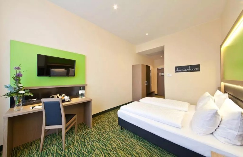 Dormire In Due Letto Singolo.Dove Dormire A Berlino Hotel Con Un Ottimo Rapporto Qualita Prezzo