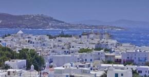 Mykonos: fuori stagione è più bello