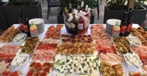 L'aperitivo in Salento è vista mare