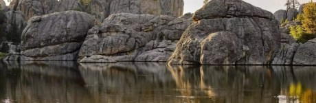 South Dakota, parchi e indiani Sioux