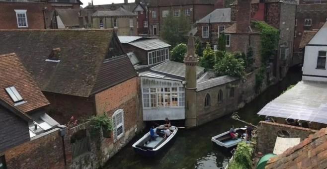 Canterbury: tre modi per visitare la città
