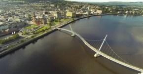 Cosa vedere a Derry per una visita fai da te