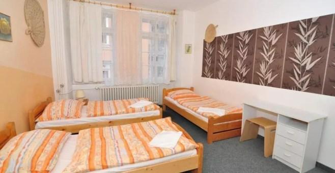 Dove dormire a Praga: il Ritchie's Hostel