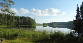 Paluse ed il Parco nazionale dell'Aukštaitija