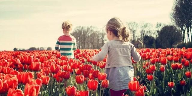 Come vivono i bambini più felici al mondo?