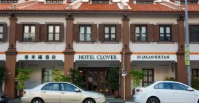 Hotel Clover, dormire a Singapore vicino Little India