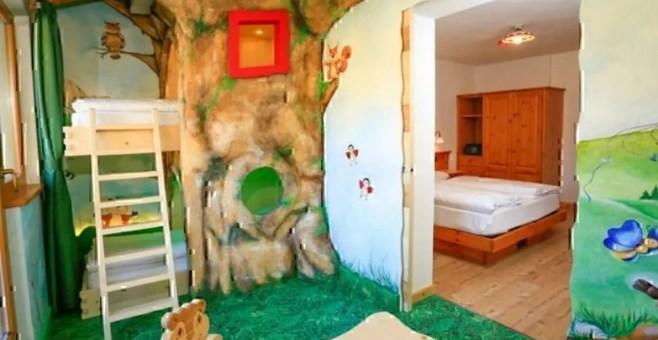 5 Hotel tematici per bambini e famiglie