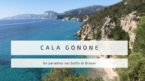 Cala Gonone, un paradiso nel Golfo di Orosei