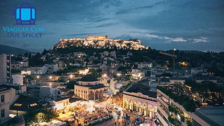Cosa vedere ad Atene e dintorni