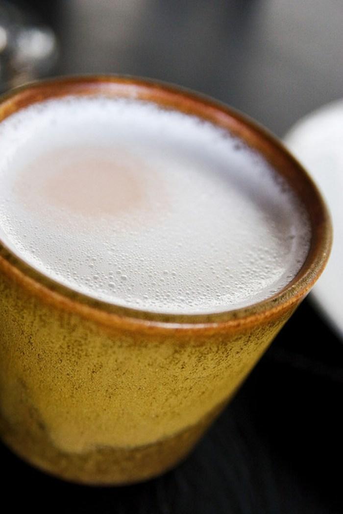 bicchiere di coccio per bere il pisco