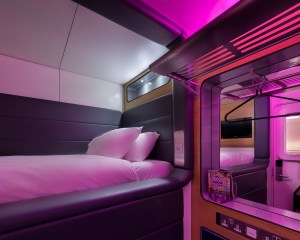 podstyle accomodation yotel