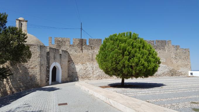 elvas mura castello