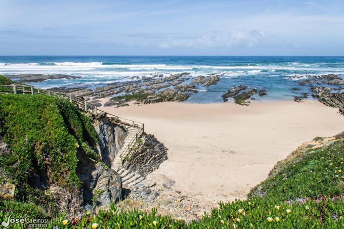 spiagge del portogallo almograve