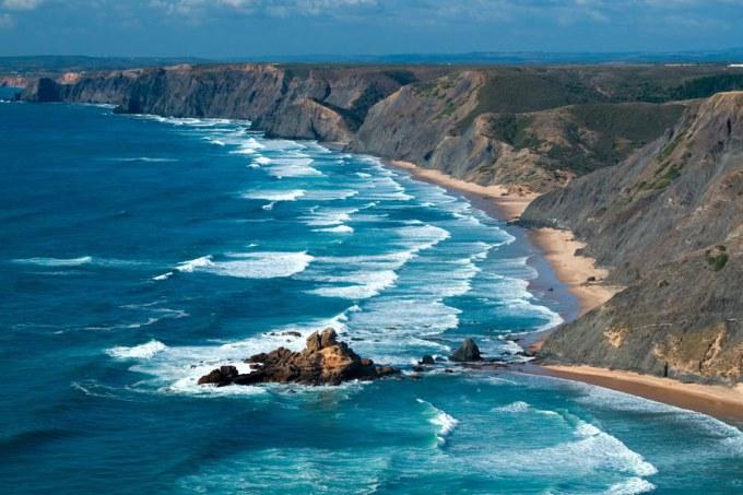 spiagge del portogallo castelejo