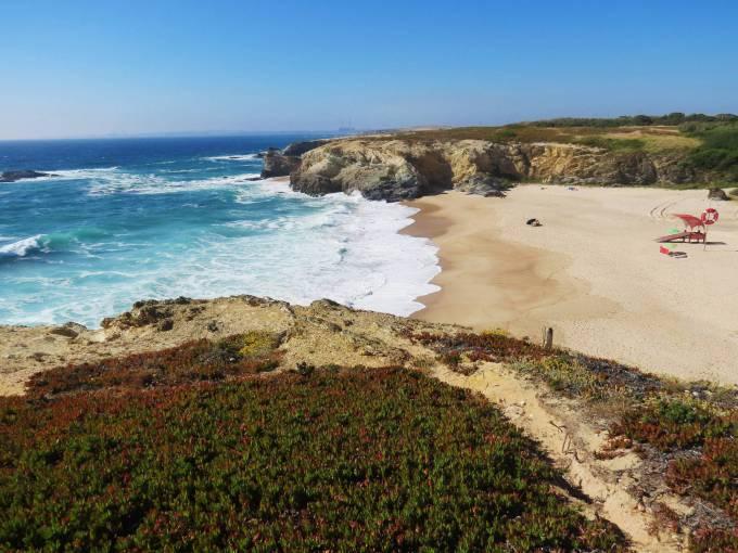 spiagge del portogallo porto covo
