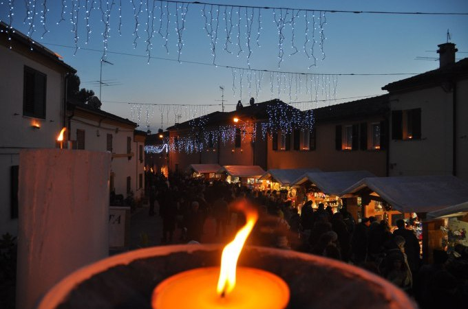 candele a candelara lumino