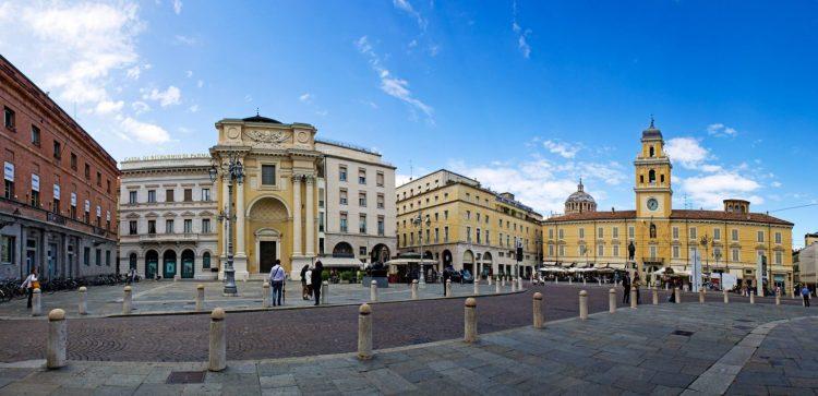 centro storico di parma capitale italiana della cultura 2020