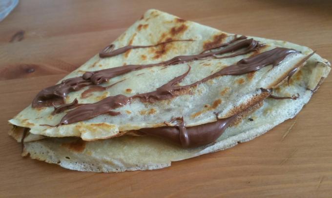 piadina romagnola igp nutella