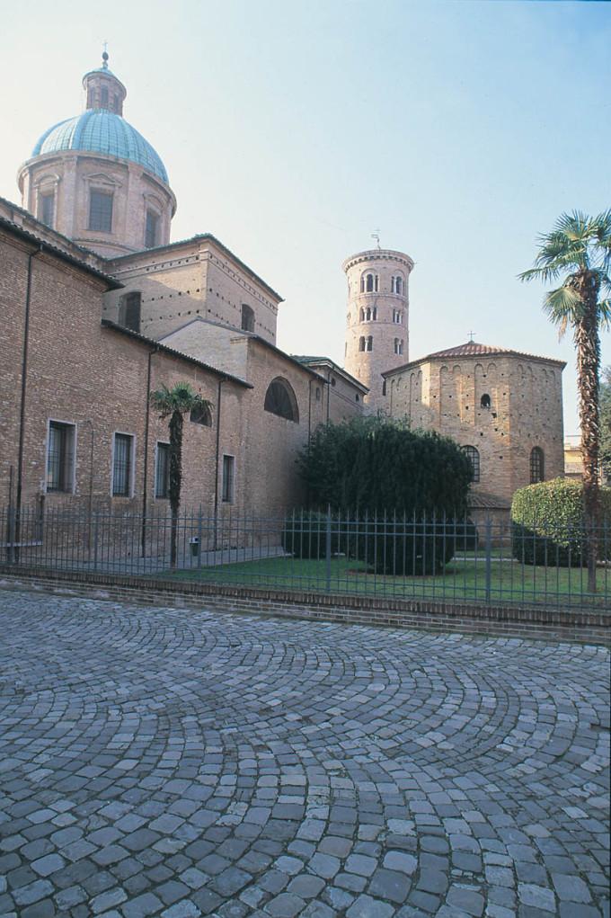 mosaico cappella arcivescovile