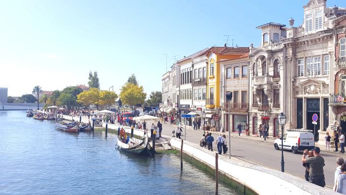 il canale di aveiro da conoscere in un viaggio in portogallo